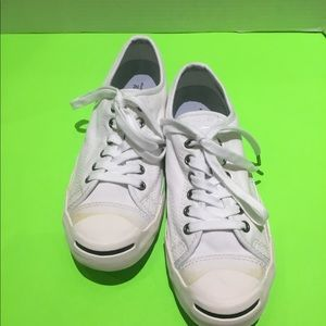 Jack Purcell Converse Low Top shoes Sz Women's 9.
